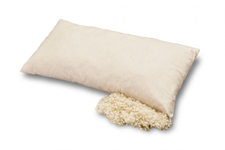 Woll pillow